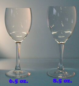 Wine Glass, 6.5 oz